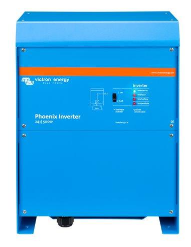 Phoenix Inverter 24V 5000VA (front)