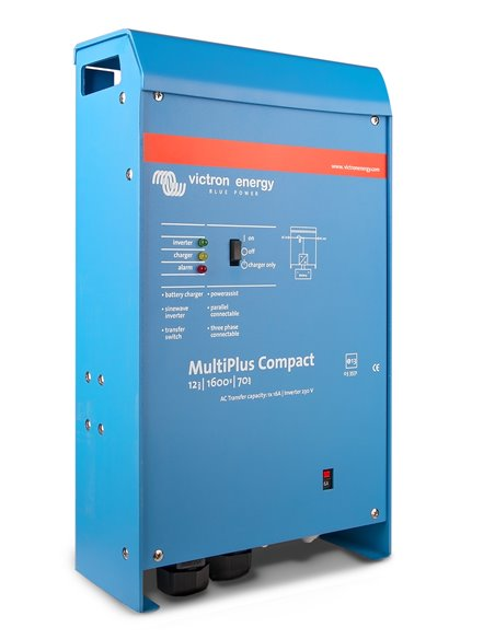 MultiPlus Compact 12V 1600A (left)