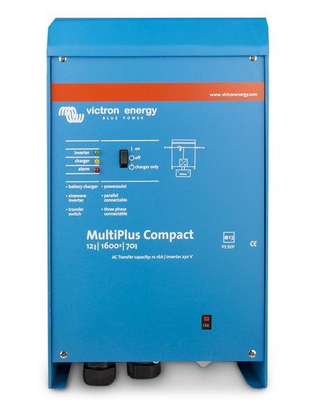 MultiPlus Compact 12V 1600VA (front)