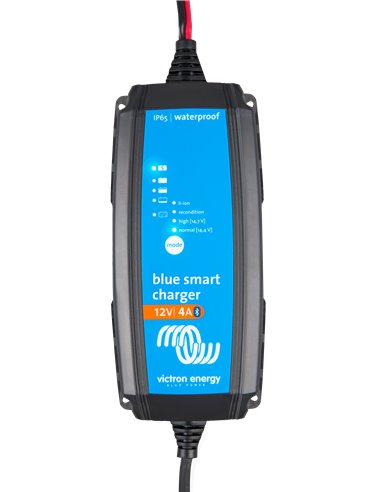 Blue Smart IP65 Charger 12V 4A (top)
