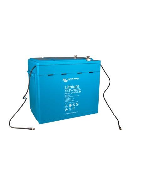 LiFePO4 Battery 12,8V 300Ah - Smart (left)