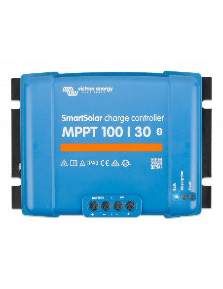SmartSolar charge controller MPPT 100/30 (top)