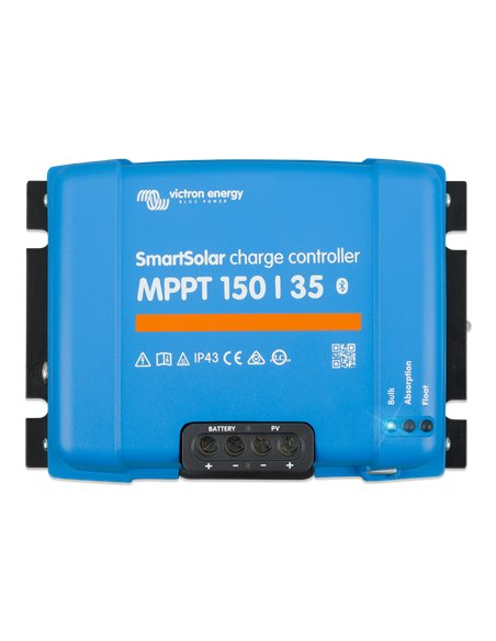 SmartSolar charge controller MPPT 150/35 (top)