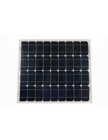 BlueSolar Monocrystalline Panel 50W 12V - front