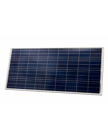 BlueSolar Polycrystalline Panel - left