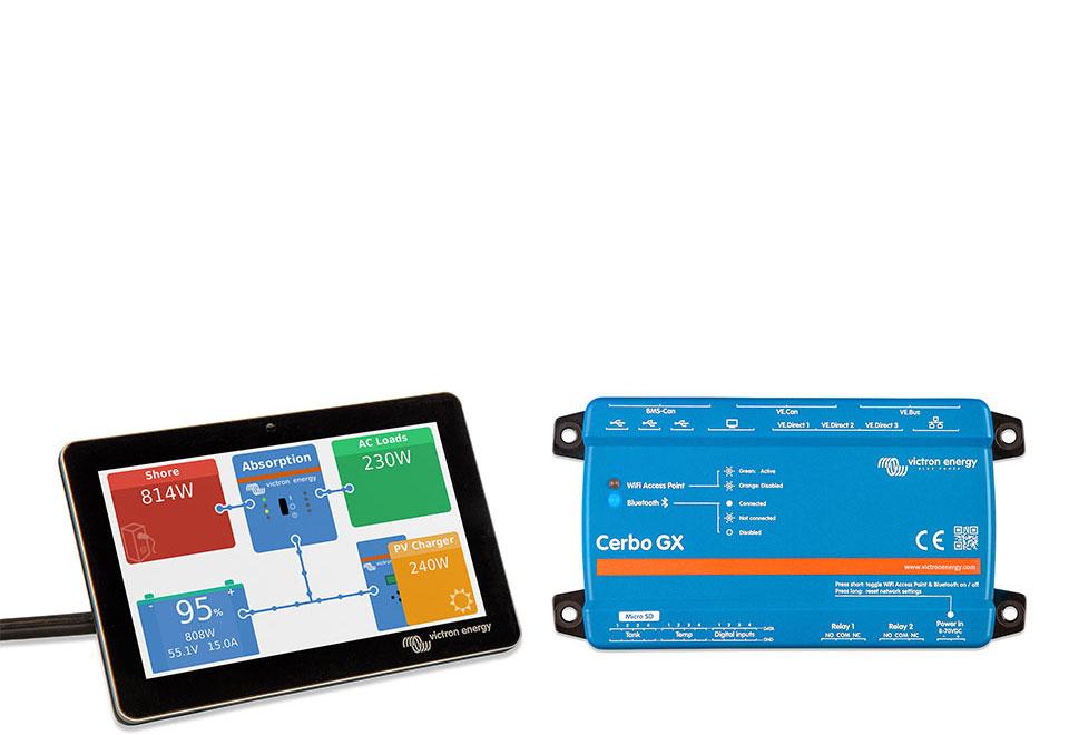 Cerbo GX & GX Touch 50